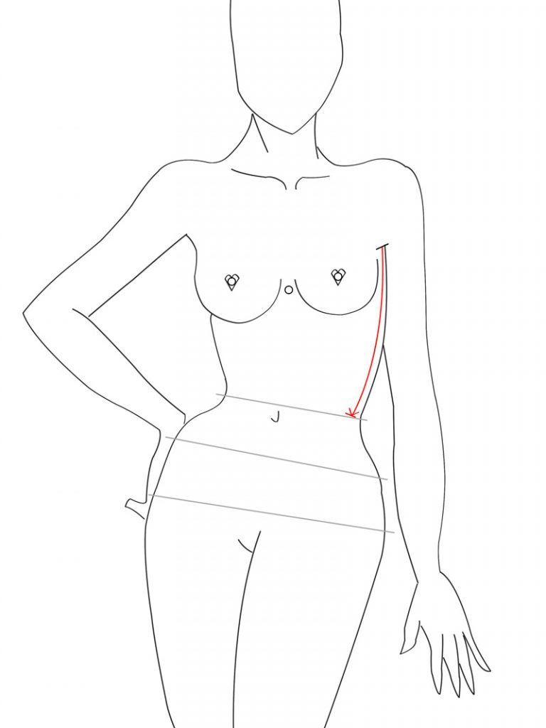 Torso---Underarm-to-side-waist