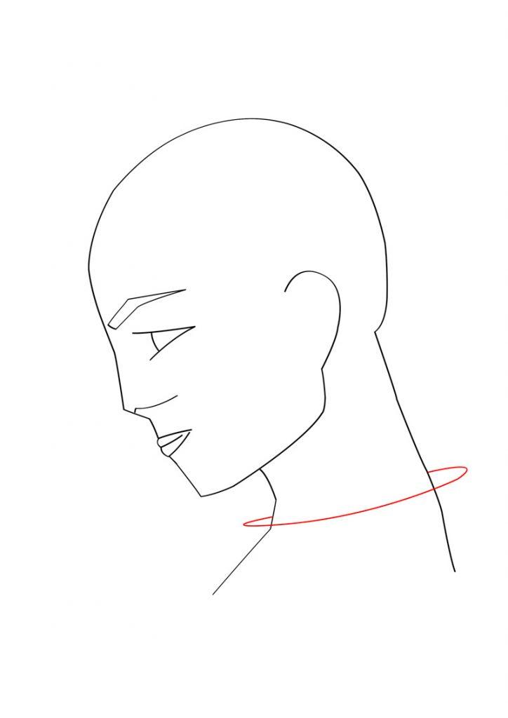 men-neck